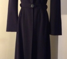 1940s Coat by Digby Morton