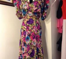 1930s Dress with Bolero
