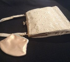Vintage evening bag by Waldybag