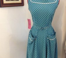 1950-60s Dress by Horrockses Fashions