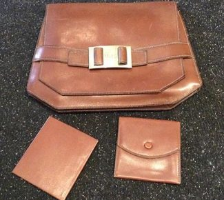 1930s Hermes Clutch Bag