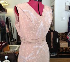 1940s Dress at Stardust Years Vintage in Winchester