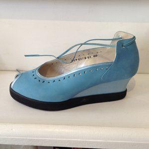 Jan Jansen Blue Shoes